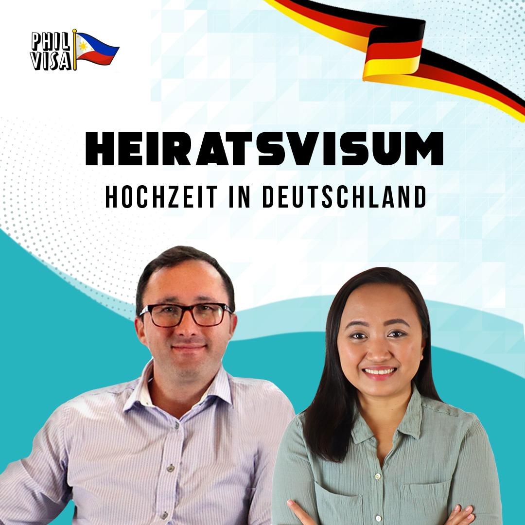 Heiratsvisum - Phil-Visa