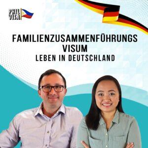 Familienzusammenführungs-Visum